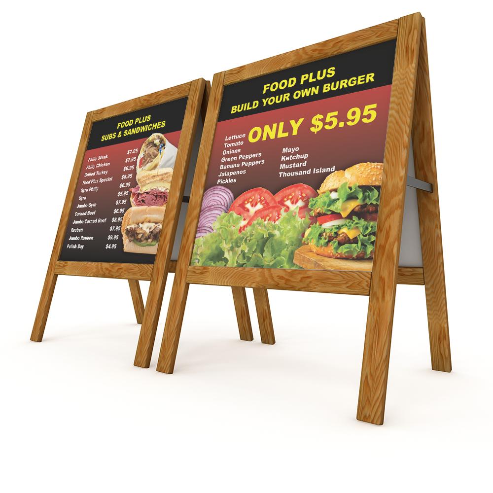 Restaurant Marketing & Design Services